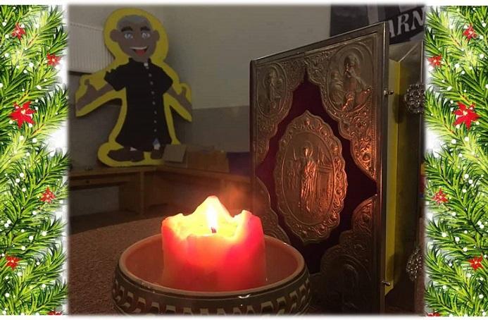 Зустріч Нового Року разом з святим Луїджі Оріоне