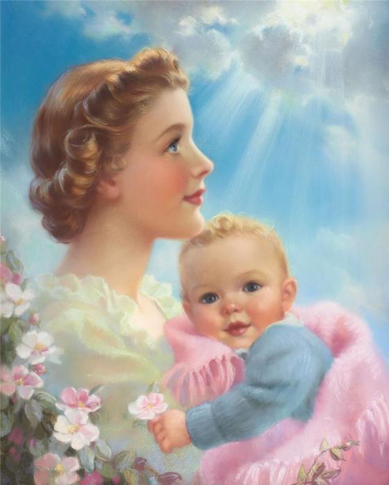 «Бути матір'ю» – духовні вправи для матерів з сестрою Павлою Бобер