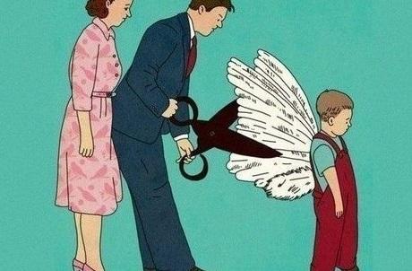 Як добрі батьки стають токсичними батьками