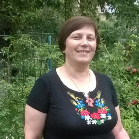 Оксана Шкробут