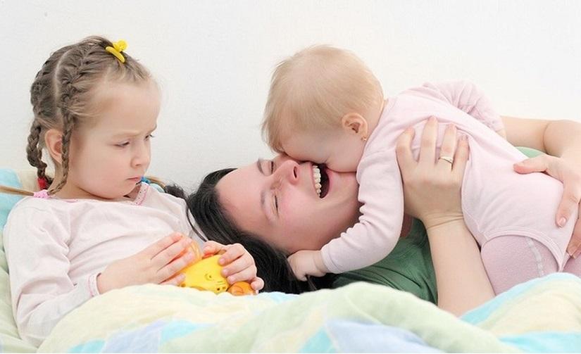 Ревнощі між дітьми у сім'ї