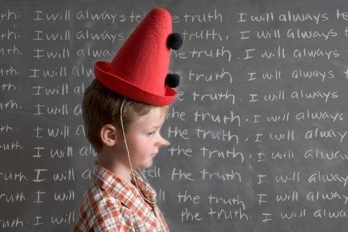 Діти говорять неправду. Чому і що робити?